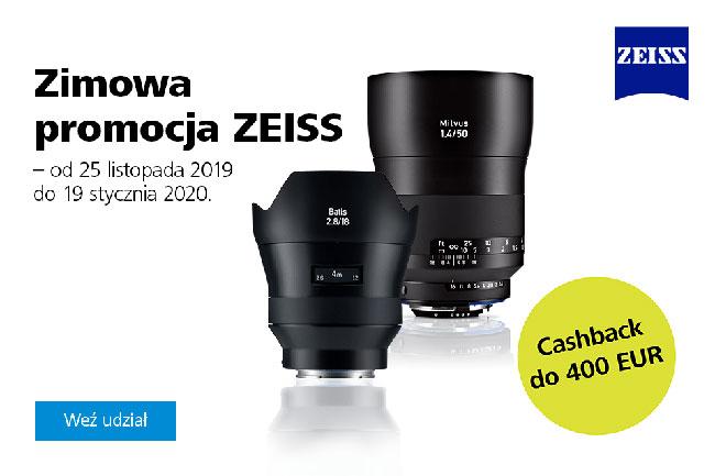 Szukajac inspiracji wkontrastach - Zeiss zwraca do400 euro!