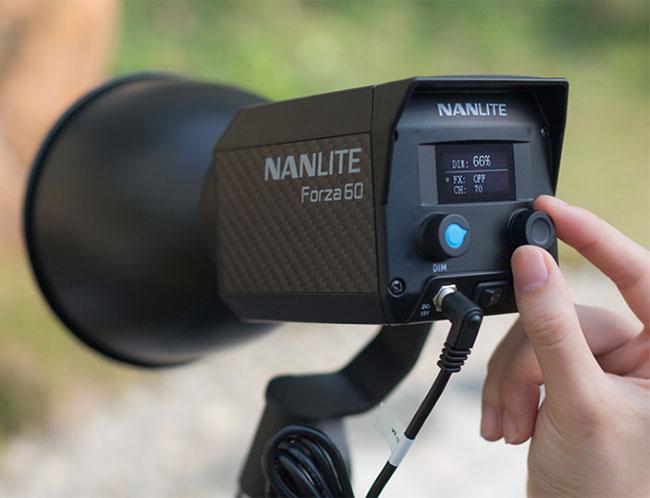 Lampa LED Nanlite Forza 60