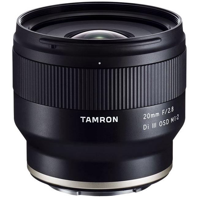 Tamron 20 mm f/2,8 Di III OSD M 1:2