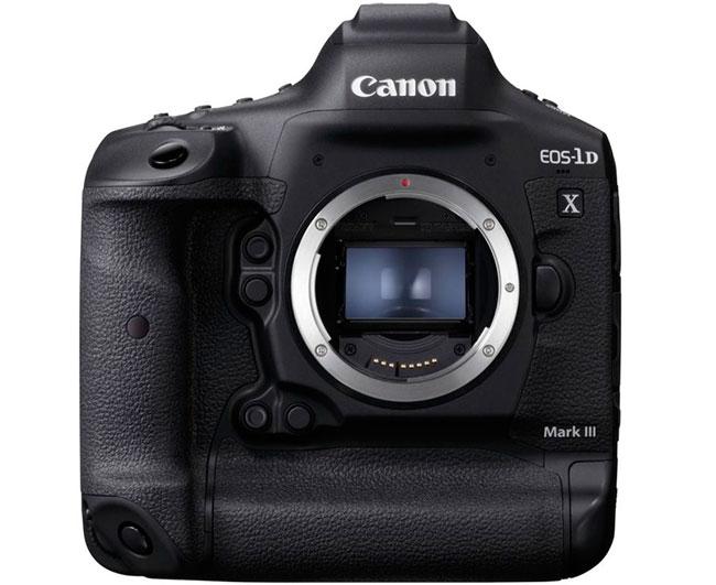 Canon EOS-1D X Mark III - nowe granice profesjonalnej fotografii