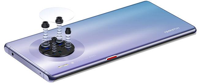 Huawei Mate 30 Pro - jeden znajlepszych smartfonów fotograficznych wsprzedaży
