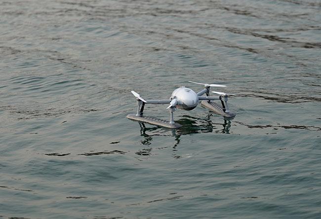 PowerEgg X - wodoodpornY dron 3 w1