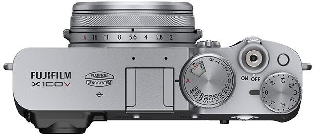 FUJIFILM X100V - piąta odsłona serii X100