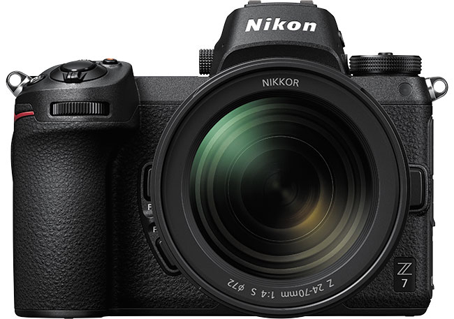 Aktualizacje firmware'u dla Nikonów Z 6, Z 7 iZ 50