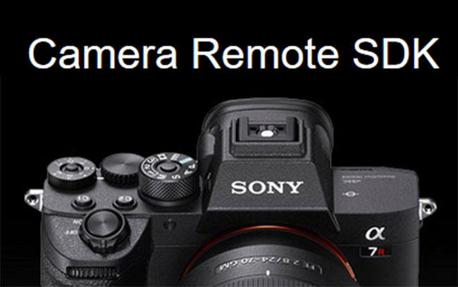 """Dodatkowe możliwości pakietu SDK """"Camera Remote"""""""