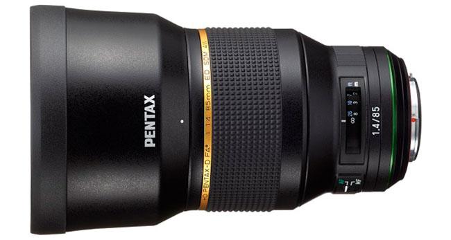 Pentax rozwija nową generację obiektywów zserii D FA★