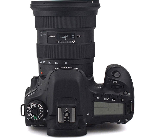 Tokina ATX-i 11-20 mm f/2,8 CF