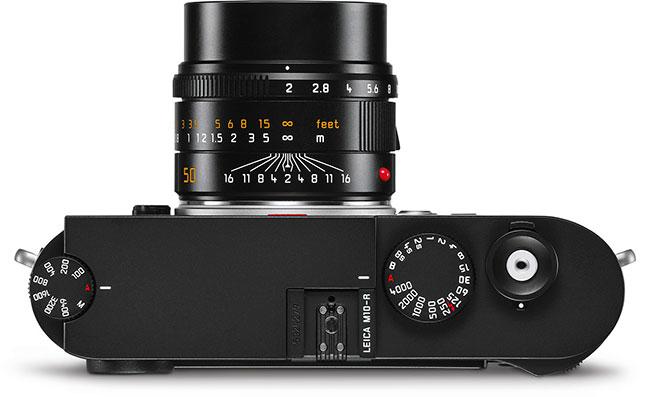Leica M10-R: 40-milionowa wersja legendarnego aparatu dalmierzowego