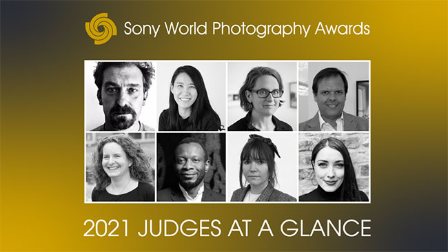 Sony World Photography Awards 2021 - jury, kategorie i terminy
