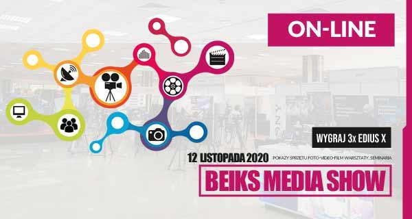 BEIKS MEDIA SHOW ON LINE - 12.11.2020