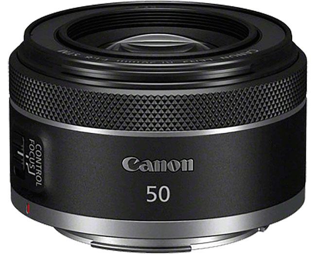 Dwa nowe obiektywy Canon RF: RF 50 mm f/1,8 STM iRF 70-200 mm f/4L IS USM