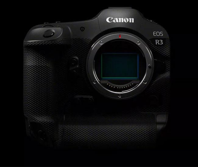 Canon EOS R3 - czyli wojna między Canonem iNikonem nadal trwa