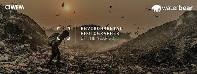 Nikon, CIWEM, WaterBear - Environmental Photographer Of The Year