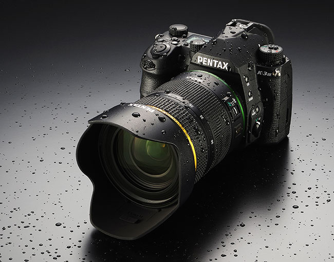 HD PENTAX-DA★ 16-50 mm f/2,8ED PLM AW