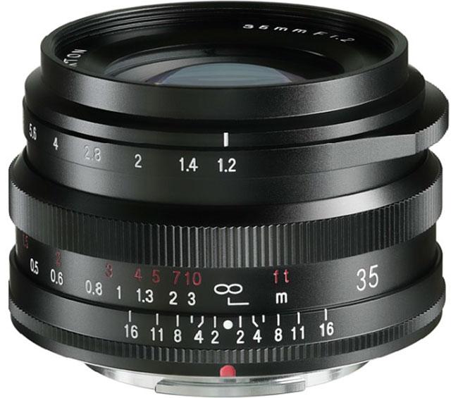 Voigtlander NOKTON 35 mm f/1,2 Fujifilm X