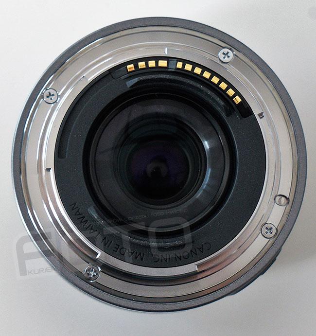 RF 16 mm f/2,8 STM daje szerszy obraz