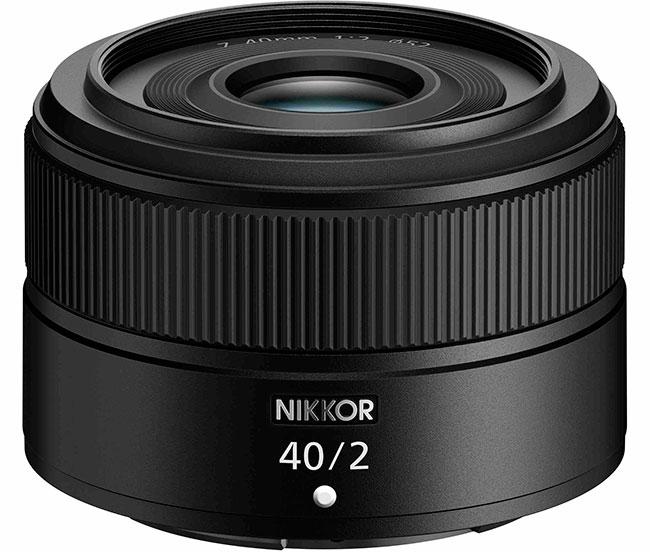 Nikkor Z 40 mm f/2 - mała, lekka, jasna stałka