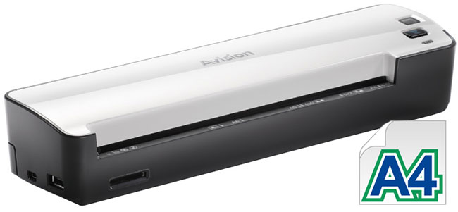Avision Portable Scanner IS25